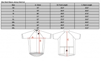 Cycling Jersey - Womens - Short Sleeve - Full Zip - M - Medium